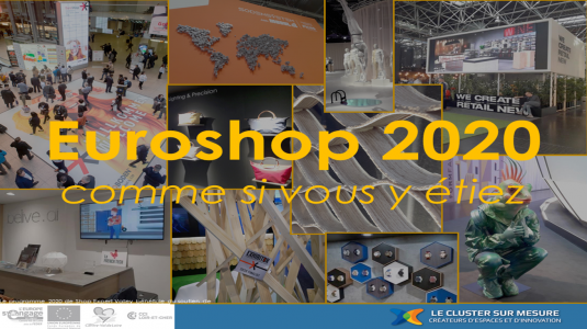 Shop Expert Valley veille salon Euroshop 2020
