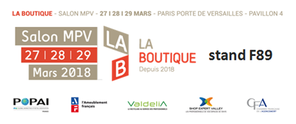 Shop Expert Valley sur MPV