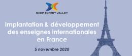 Etudes enseignes internationales retail Shop Expert Valley 2020