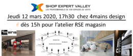 Rencontre cluster Shop Expert Valley mars 2020