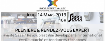 Rendez-Vous Shop Expert Valley 14 mars 2019
