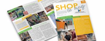 Shop le mag, l'actualité des points de vente par Shop Expert Valley