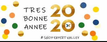 Bonne année 2020 Shop Expert Valley
