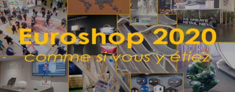Shop Expert Valley veille salon Euroshop 2020