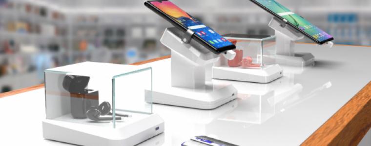Ice secured box, innovation Saaa secured merchandising