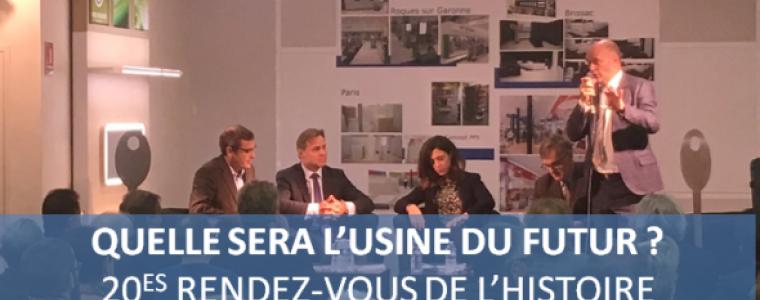 STAL Les Rendez-Vous de l'Histoire 2017