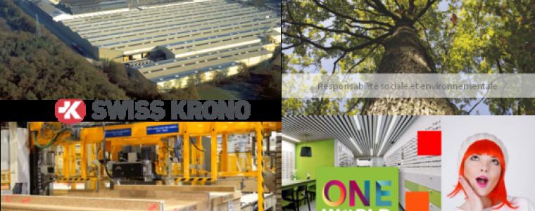 Rendez-Vous Expert et plénière Shop Expert Valley chez Swiss Krono