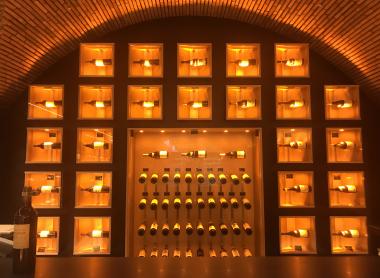 Realisation NLX cave vin Leclerc Baléone 3