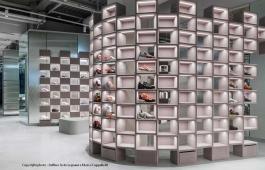 Realisation NLX Galeries Lafayette